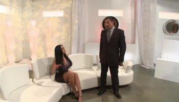 Jessi Castro Gets Doggystyle Banged Hard