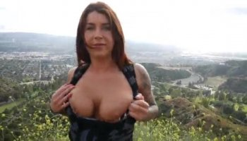 Horny Mature Sucks and Fucks a Young Guy